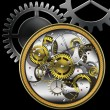 Foto de Stock  : Mechanical watches