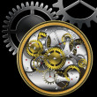 Stockfoto: Mechanical watches