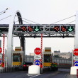 Stock Photo: Toll road