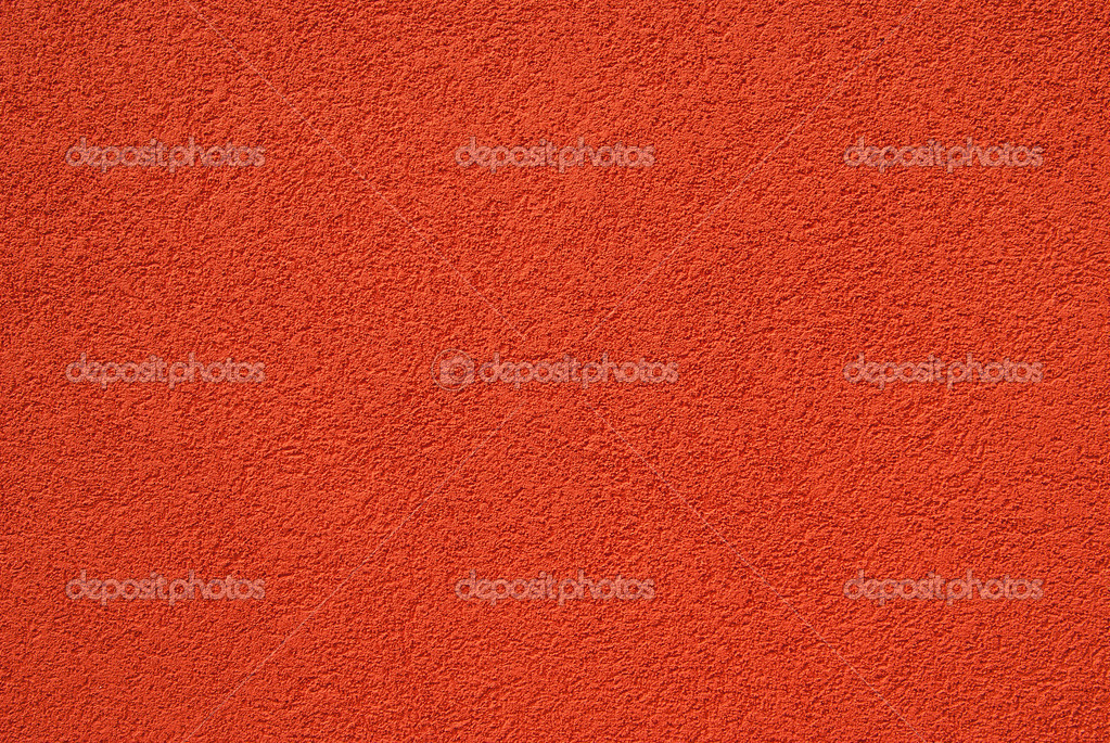 Old brick red wall is closeup for the texture — Stock Photo #7449370