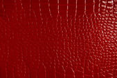 Red skin texture — Stock Photo