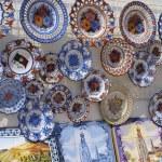 Porcelain, Fatima, Portugal — Stock Photo #7128078