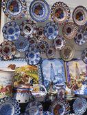 Porcelain, Fatima, Portugal — Stock Photo