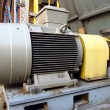 Stock Photo: Large electric motor
