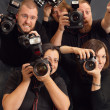 Paparazzi — Stock Photo