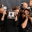 Photographers — Stock Photo #7625764