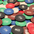 Постер, плакат: Plenty of poker chips