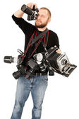 Photography enthusiast — Stock Photo