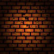Abstract background. Brick wall — Stock Vector #6756777