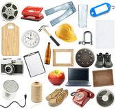 Freigestellte objekte — Stockfoto