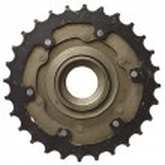Cogwheel — Stock Photo #7298633