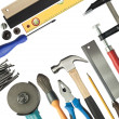 Tools background — Foto de Stock