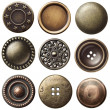 Vintage buttons — Stock Photo #7298775