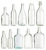 Bottiglie — Foto Stock