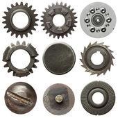 Metal details — Stock fotografie