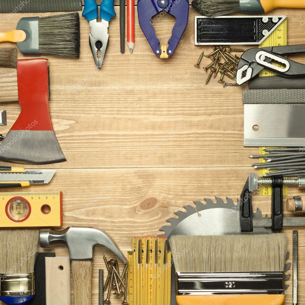 Carpentry background - photo#31