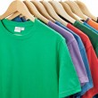 T-shirts — Stock Photo