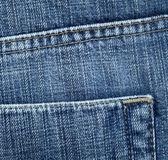Jeans textuur — Stockfoto