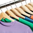 T-shirts — Stock Photo #7631047