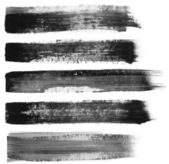 Ink strokes — Stock Photo