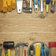 Different tools — Foto Stock