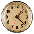 Classic style wall clock — Stock Photo #7427584