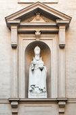 Statua di s. gregorius armeniae — Foto Stock