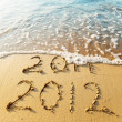 New Year 2012 — Stock Photo #7526840