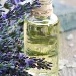 Lavender oil — Stock Photo #6811150