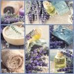 Wellness Spa collage — Stock Photo
