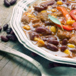 Stock Photo: Chili con carne