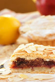 Apple pie — Stockfoto