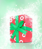 Red present — Stock Photo