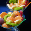 Fruity dessert — Stock Photo