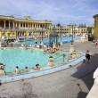 Stock Photo: Szechenyi baths general view