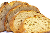 Loaf of bread close-up — Stock Photo