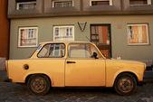 東ヨーロッパの古い車 — ストック写真
