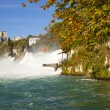 Rhine Falls, Switzerland - Stock Photo