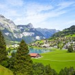 Engelberg village in Switzerland — Stock Photo #6765028