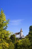 ルツェルン クリエンスの都市で古い城 — ストック写真