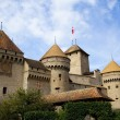 Chateau de Chillon, Switzerland — Stock Photo