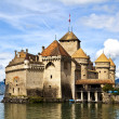 Royalty-Free Stock Photo: Chateau de Chillon, Switzerland