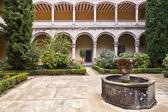 Yuste Monastery, Toledo Spain — Stock Photo