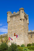 Oropesa Castle, Toledo, Spain — Stock Photo