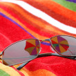 Royalty-Free Stock Photo: Beach sunglasses