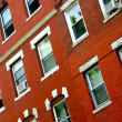 Boston house fragment — Stock Photo #6980216