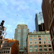 Boston downtown — Stock Photo