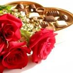 Valentine's day card — Stock Photo #6980315