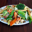 Chow mein — Stock Photo #6980321