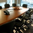 Stock Photo: Meeting room